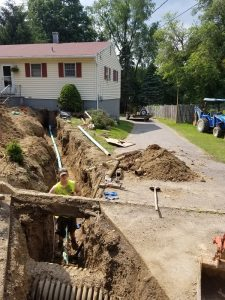 septic system service warwick new york