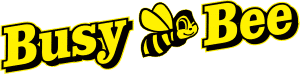 Busy Bee Septic and Excavating LLC Logo