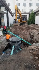 septic system installation monroe new york