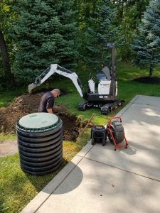 septic system installation orange county new york